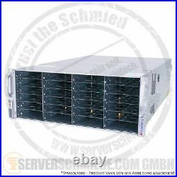 Supermicro CSE-847 X9DRi-LN4F+ 4U Server 36x 3,5 SAS 6G LFF 2x Intel XEON E5-26