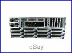 Supermicro / Coraid 36 Bay 4U SRX6300 Barebone Server With Rails