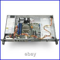 Supermicro Front I/O Mini 1U Rackmount withDual 10GbE, SFP+, IPMI, RS-SMX10TP4F-FIO