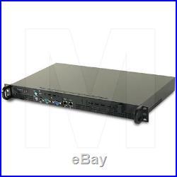Supermicro Intel Atom D525 Front 1U Rackmount Server