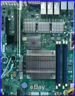 Supermicro Motherboard X10SLH-LN6TF LGA 1150 H3 X10SLH-N6-ST031 6x 10GBE