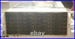 Supermicro SC846 4U Server 10x4TB Red 1x920W 24-Bay BPN-SAS-846TQ SAS3 capable