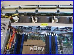 Supermicro SuperChassis CSE-826 X9DRi-LN4F+ 12 x 3.5 2U CTO Rack Server