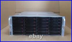 Supermicro SuperChassis CSE-847 36 x 3.5 SAS SATA Storage Server CTO 0P 0M