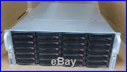 Supermicro SuperChassis CSE-848 X9QRI-F+ 24x 3.5 SAS/SATA CTO Storage Server