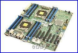 Supermicro X10DRH-iT Dual Intel XEON E5-2600v3/v4 LGA2011-v3 E-ATX Motherboard