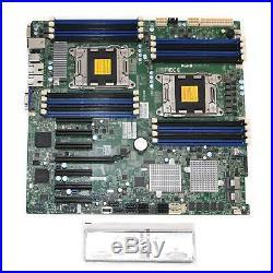 Supermicro X9DRH-7F Dual Socket XEON LGA2011 Extended ATX Server Motherboard
