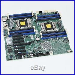 Supermicro X9DRH-iTF Dual XEON LGA2011 2x 10Gbps LAN EATX Server Motherboard