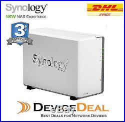 Synology DiskStation DS216SE 2 Bay Diskless NAS 800MHz CPU-New Model of DS214SE