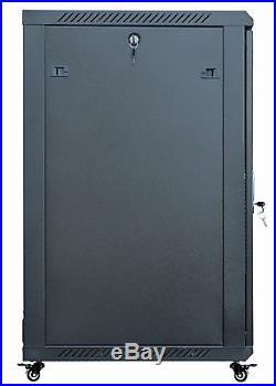 Sysracks REFUBRISHED 15U 24 Deep Wall Mount IT Network Server Rack Cabinet Box