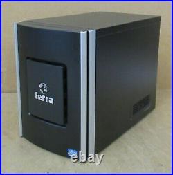 Terra Desktop Mini Server 1100782 Xeon E3-1225v2 3.2GHz 2TB HDD 4GB Ram 400W PSU