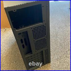 USA Seller 4U Rack mount Industrial Server/Computer Case with Fans Black case