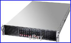 UXS Server Supermicro 2U 4x GPU 10Bay X9DRG-HF 2x E5-2620 v2 64GB SYS-2027GR-TRF