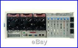 UXS Server Supermicro 4U SuperChassis 748TQ-R1400B 4x CPU 5 Bay 2x 1400Watt PS