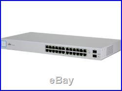 Ubiquiti Networks US-24-US Managed Gigabit Switches with SFP