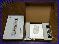Ubiquiti Networks UniFi Switch 8 (US-8-150W) 8-Port PoE 150 watt Gigabit Switch