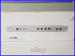 Ubiquiti USG-PRO-4 Enterprise Gateway with Gigabit Ethernet 2 SFP/RJ-45