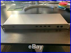Ubiquiti USG-PRO-4 Security Gateway Pro with 4 Ethernet Ports & 2 SFP Ports