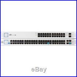 Ubiquiti UniFi 24-Port Managed Gigabit Switch with 2 SFP Ports