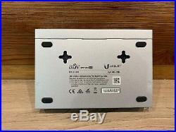 Ubiquiti Unifi 1000Mbps USG Security Gateway + 8-port PoE Switch + Cloud Key