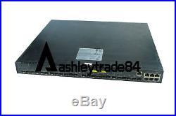 Used Quanta LB6M 10GB 24-Port SFP+Switch Dual Power Supply Tested
